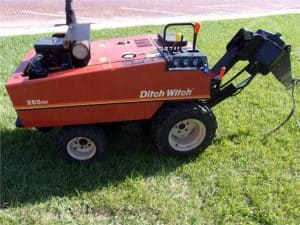 Ditch Witch 255SX