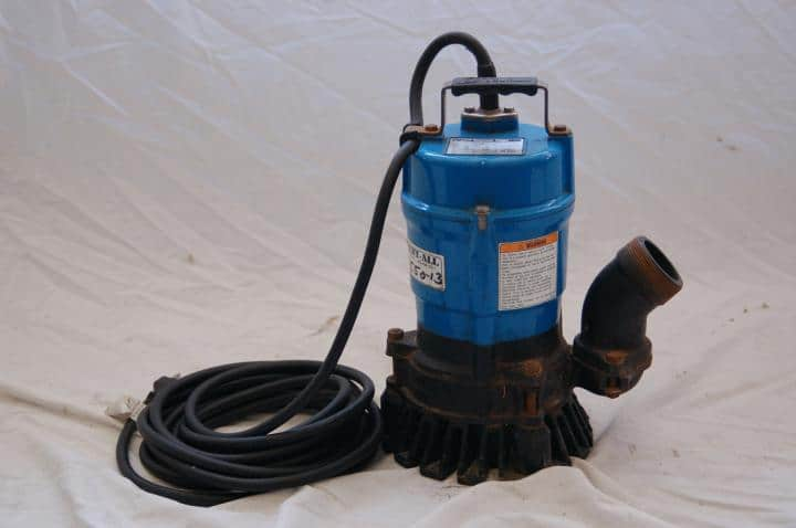 Tsunmi 2″ Electric Submersible Pump – Tri-Rent-All