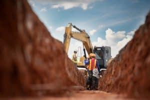 excavator safety