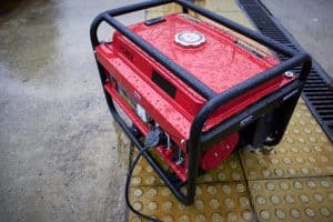 portable power generator