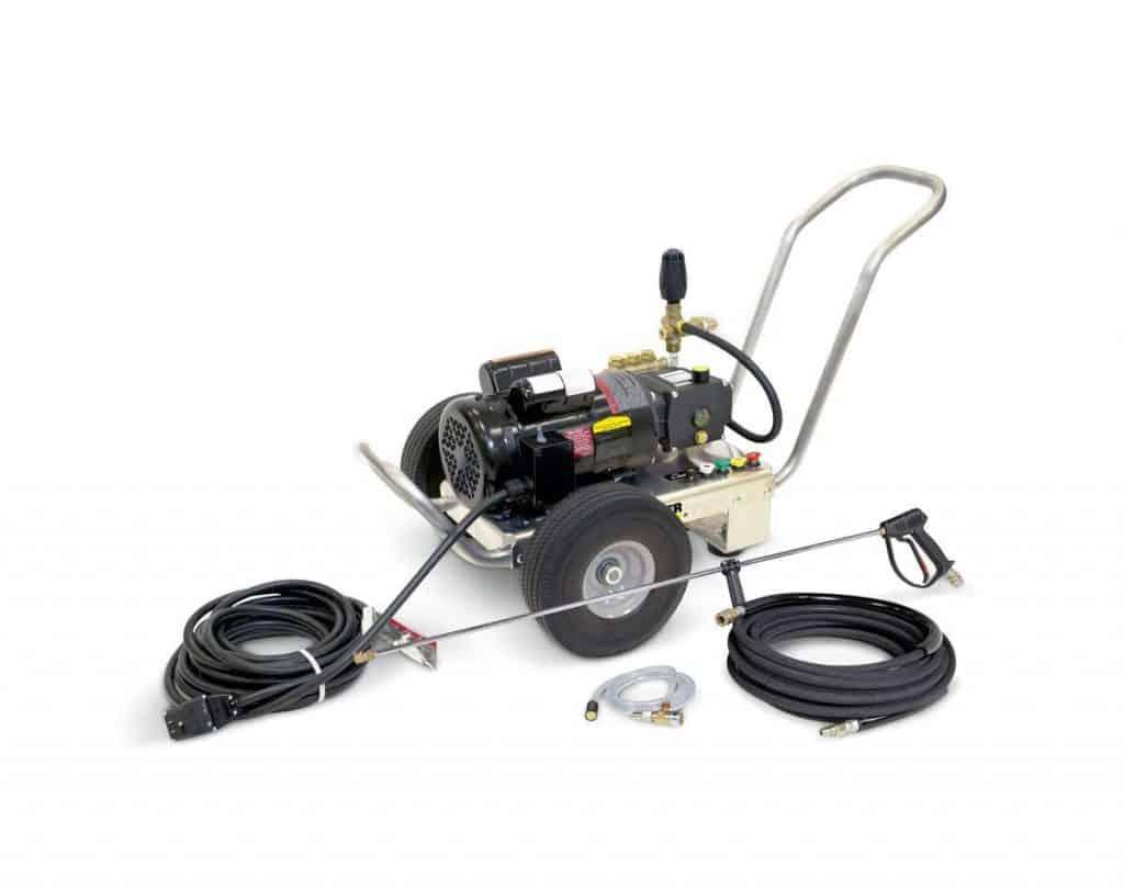 1000 psi electric pressure washer