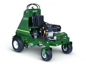 Ride-On Aerator with Seeder, Turfco XT8